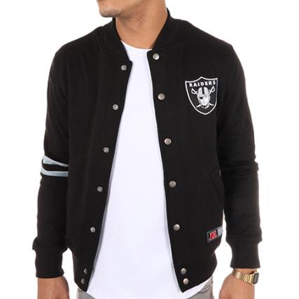 Fleece Black Majestic Athletic Teddy Raiders Oakland Emodin Qfuffnat CrdexBoWQ
