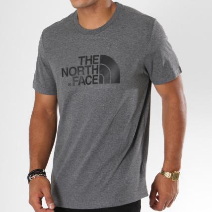 The North Face - Tee Shirt Easy Gris - LaBoutiqueOfficielle.com a396d07e397
