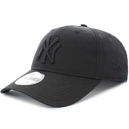 62cb22ca03932 New Era - Casquette Tonal Taslan New York Yankees Noir -  LaBoutiqueOfficielle.com