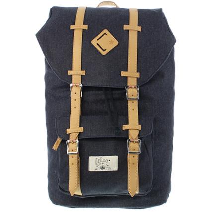celio sac a dos dilpack3 bleu marine. Black Bedroom Furniture Sets. Home Design Ideas