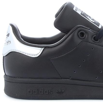 Adidas Femme Bb5156 Baskets Stan Sup Black Col Smith Core RrRpqU