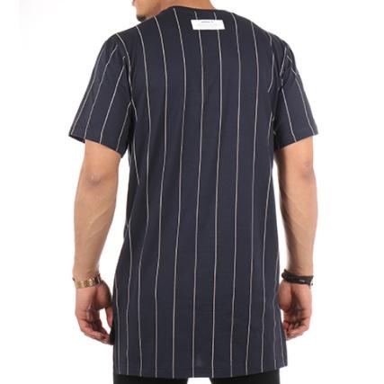 Home   adidas   T-shirts   T-Shirts Longs - Oversize   adidas - Tee Shirt  Oversize TKO PS BK2234 Bleu Marine 3aea3a4b20e2