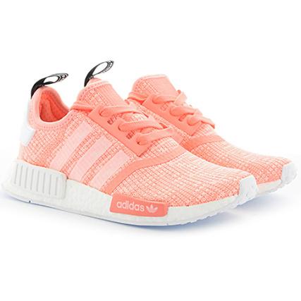 adidas Baskets NMD NMD NMD R1 BY3034 Sun Glow Footwear Blanc Haze d790ee
