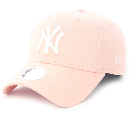 New Era - Casquette Femme League Essential MLB New York Yankees 9 Forty Rose  - LaBoutiqueOfficielle.com 8b3ff2110c00