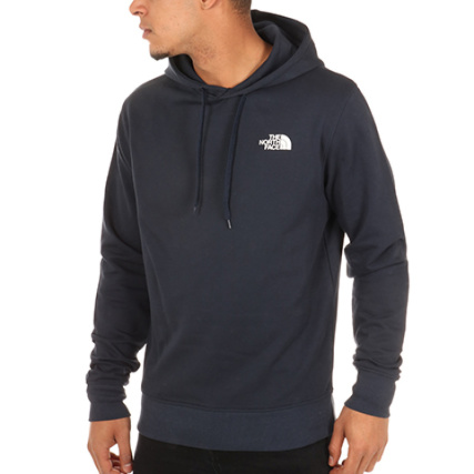 The North Face - Sweat Capuche Sea Peak Bleu Marine -  LaBoutiqueOfficielle.com c6f03d91e20
