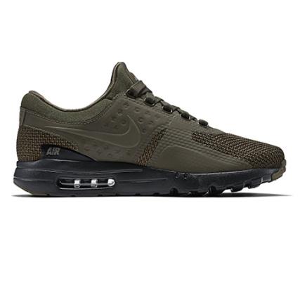 Home > Nike > Baskets - Chaussures > Baskets Basses > Nike - Baskets Air Max Zero Premium 881982 300 Dark Loden Black Vert Kaki
