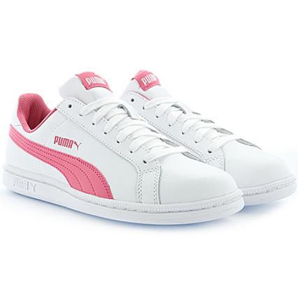 Rapture Smash 14 Rose Femme Puma Baskets 360162 Fun White qw0xCFpZ