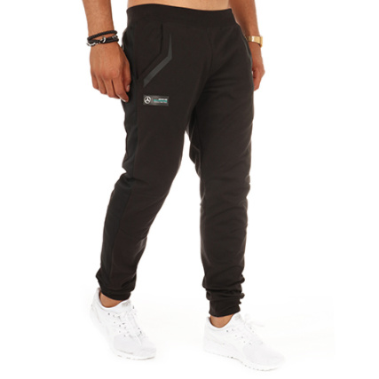 puma pantalon jogging 573206 mercedes amg noir. Black Bedroom Furniture Sets. Home Design Ideas