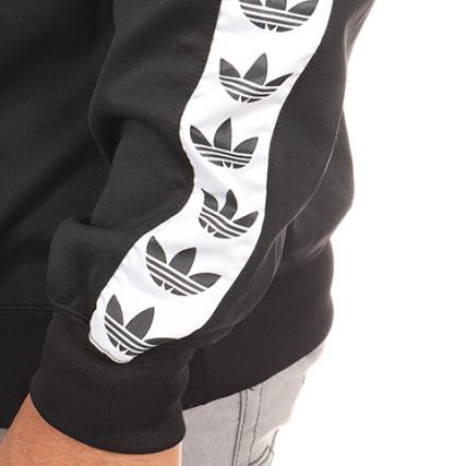 Noir Br6748 Tape Sweat Crewneck Tnt Adidas Wwn0fZgI