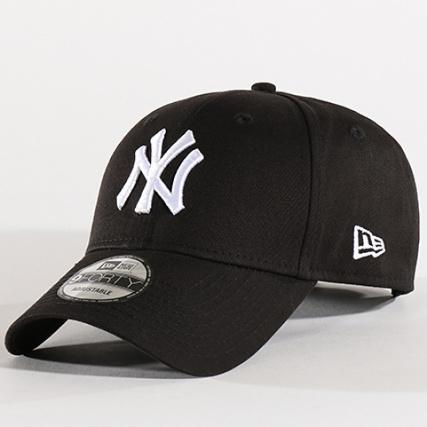 Basic 9forty Casquette Yankees New Noir Era League York Blanc yZEgIFq