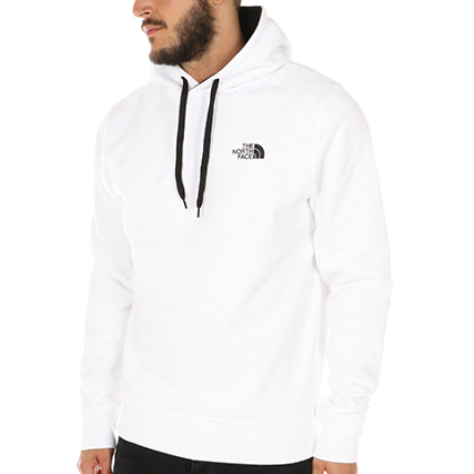 The North Face - Sweat Capuche Seas Drew Peak Blanc -  LaBoutiqueOfficielle.com c1753c5fde4