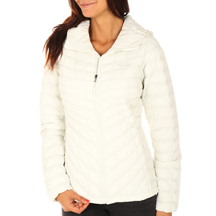 Blanc Thermoball Femme Face 3brj Doudoune North The Yw4q8F8