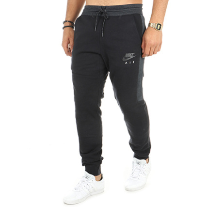 Nike Pantalon Jogging Air Air Jogging 861626 010 Noir be80ce