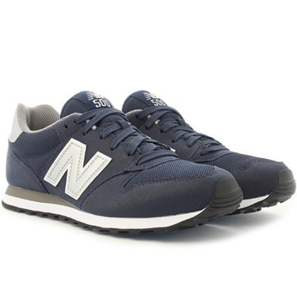new balance navy 500