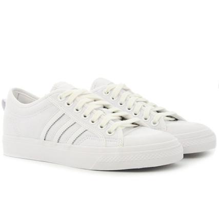 adidas BZ0496 Baskets Nizza BZ0496 adidas Footwear Blanc babb44