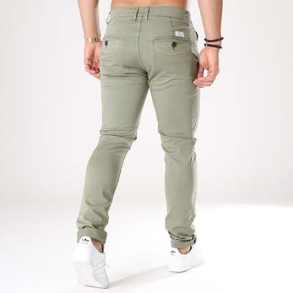 Kaki Chino Vert Lawson Rh0rhxqow Pantalon Deeluxe 5wxnRUPtq4