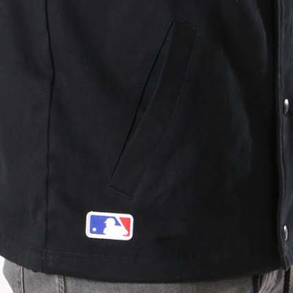 Los Team Noir Coaches Veste Apparel Dodgers Era qrBqzC5w