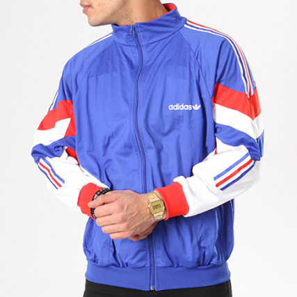 official shop hot sale online on wholesale veste adidas rouge et bleu