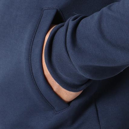 Le Coq Bleu Zippée Veste Fz 1810459 Marine N1 Sportif m0wNn8
