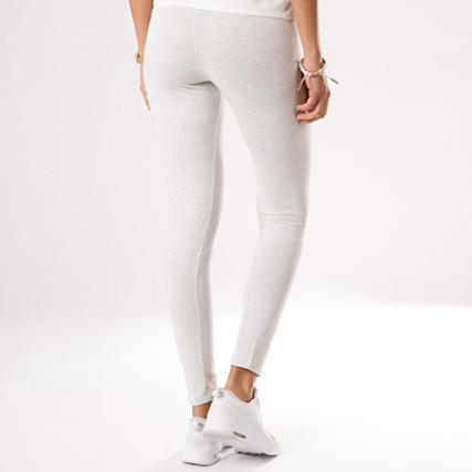 Adidas Gris Chiné Rose Legging Ce4892 Femme FO4SPq