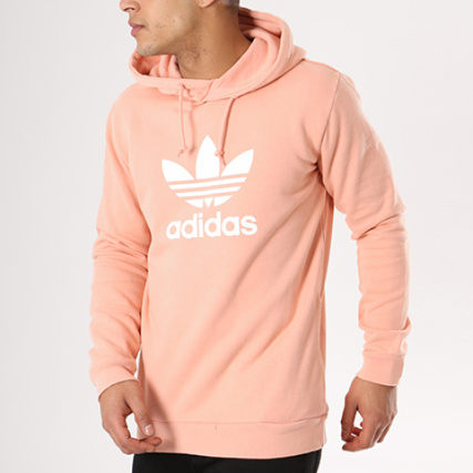 sweat adidas rose homme