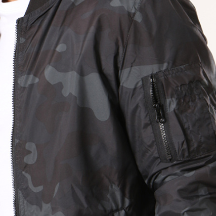 Urban Bomber TB1617 Gris Classics Camouflage Anthracite rgnzxawrRq