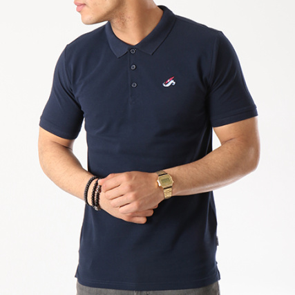 Marine Only Delano Courtes Polo Sons Manches And Bleu pwqpRxB0 32f7f49c99f3