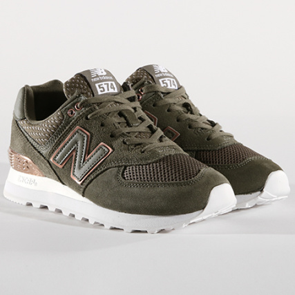 new balance ml574 kaki