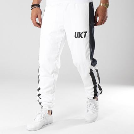 Pantalon Unkut Feel Jogging Blanc Noir Anthracite Gris dqw1zqxH