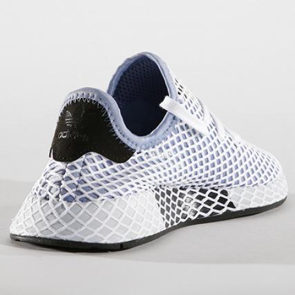 adidas Baskets Femme Deerupt Runner CQ2912 Chalk Blue Core
