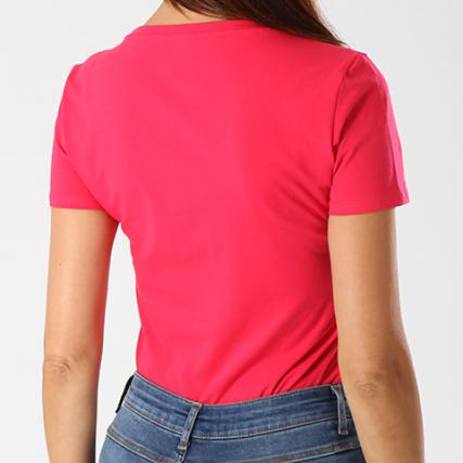 Guess Tee Rose Shirt W83i17k6yw0 Femme ARLj534