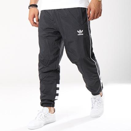 Ripstop Authentic Adidas Noir Jogging Dh3839 Blanc Pantalon 8wqqtBa