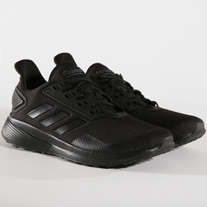 a1016eeb5b adidas - Baskets Duramo 9 B96578 Core Black - LaBoutiqueOfficielle.com