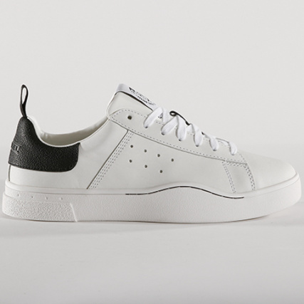 Baskets S P1729 Clever Diesel White Y01748 Low Black FdXqOOw5