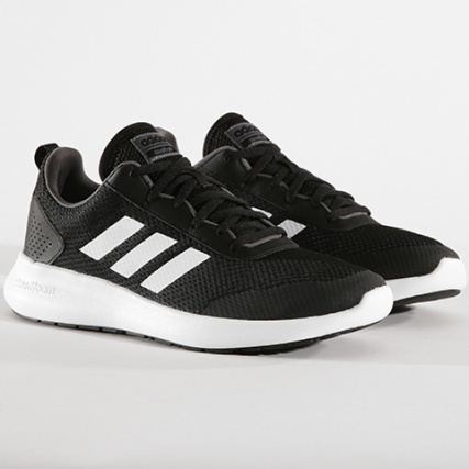 adidas Baskets Element Race DB1459 Core Noir Footwear Blanc Gris