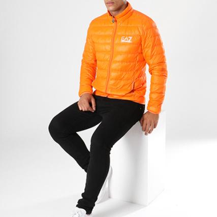 Pn29z Pn29z 8npb01 Ea7 Doudoune Doudoune Orange Orange 8npb01 Ea7 Doudoune  Ea7 RWx1CHxwqI 82ef28509eaf
