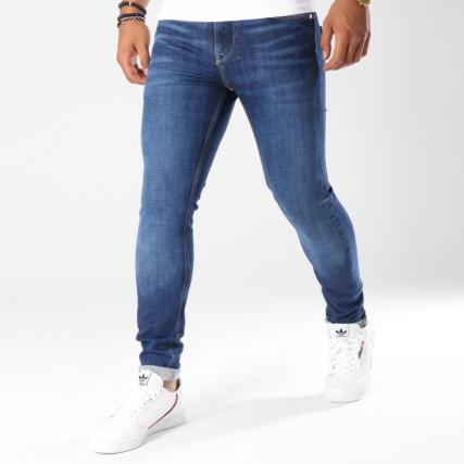 Brut Jeans Pepe Skinny Jean Bleu Nickel Ux0Ow4gOqX