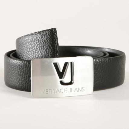 Versace Jeans - Ceinture Linea Uomo Dis 6 Noir - LaBoutiqueOfficielle.com 1e0cece337d