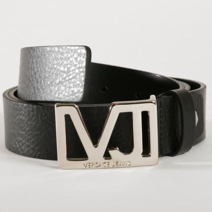 Versace Jeans - Ceinture Linea Uomo Dis 10 Noir - LaBoutiqueOfficielle.com b8755cd8d2c