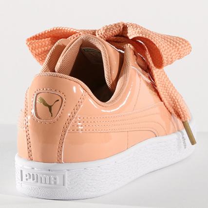 Coral Baskets 363073 Patent Femme Puma Heart 16 Dusty w806IRxq