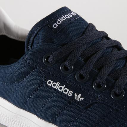 B22707 Navy Collegiate Adidas Vulc Footwear 3mc White Baskets StwSqBCx6