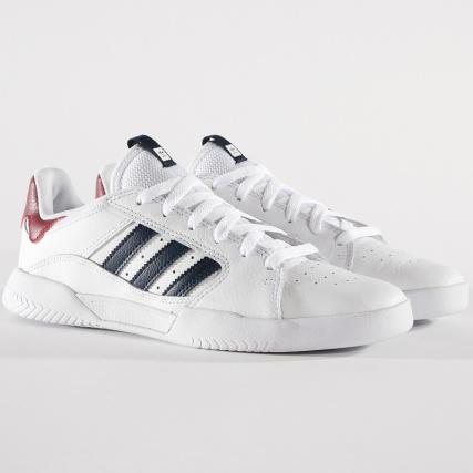 adidas - Baskets VRX Cup Low B41487 Footwear White Collegiate Navy Collegiate Burgundy ux1fIoo8