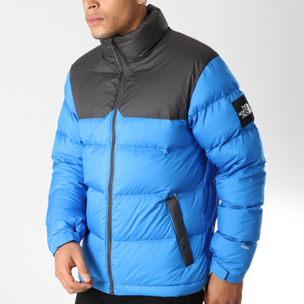 Nuptse Bleu Home Face Doudoune Clair Doudounes 1992 Gris Anthracite Blousons North Vestes The gt; vvwxqzZpf