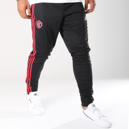 Noir Manchester Training Cw7614 Pantalon Jogging United Adidas Eq0cxwYC4x
