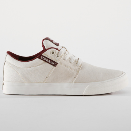 Vulc 08029 Off Supra 125 Stacks White Baskets Ii RwfqEx68