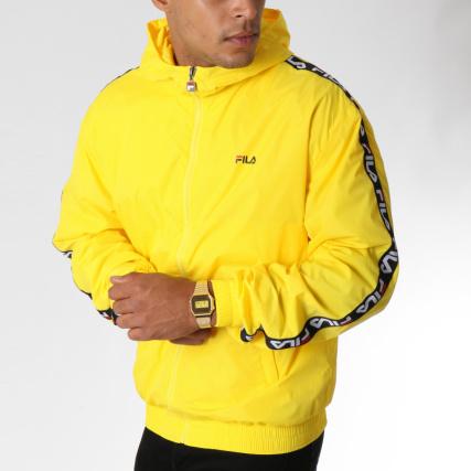 veste fila jaune pas cher > Promotions jusqu^à 32% réduction