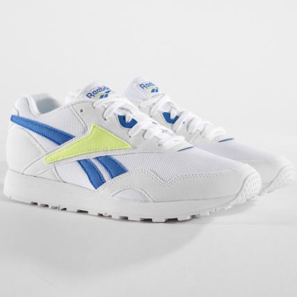separation shoes 0cf9b 45cd8 Lemon Cn5908 Reebok Tin Baskets Zest Mu Blue White Vital Rapide TT7vUwqZ