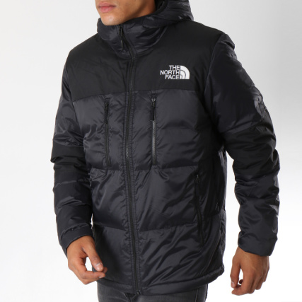 The North Face - Doudoune Himalayan Light Noir - LaBoutiqueOfficielle.com c46d32f81f3
