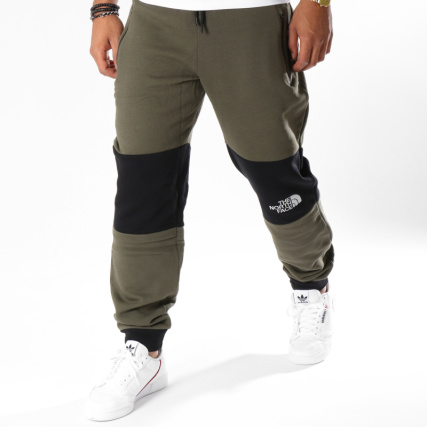 The North Face - Pantalon Jogging Himalaya 30D5 Vert Kaki Noir -  LaBoutiqueOfficielle.com 6b40276129c