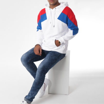 Capuche Rouge Urban Clair Pulls Home Sweats Bleu gt; Classics Sweat Blanc Tb2402 S6HXXq